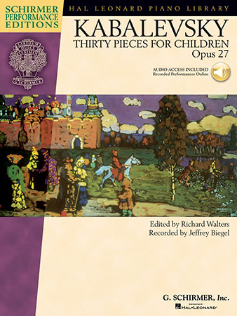 Thirty Pieces for Children, Op. 27