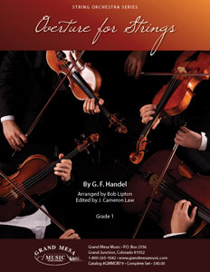 Overture for Strings