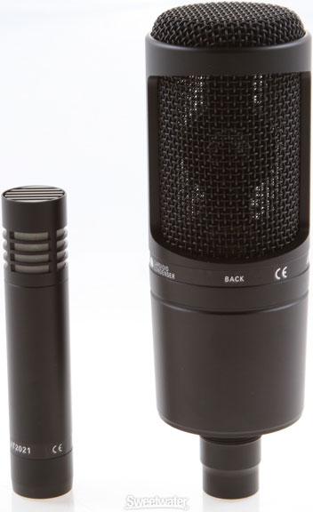 Audio Technica Studio Microphone Pack