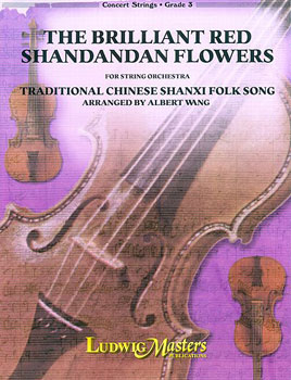 The Brilliant Red Shandandan Flowers
