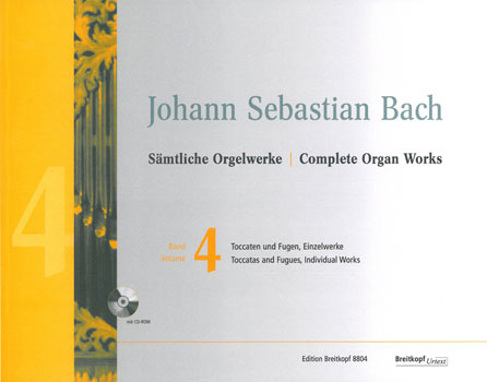 Complete Organ Works, Vol. 4