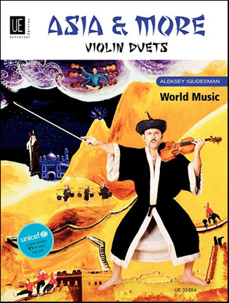 Asia and More Violin Duets