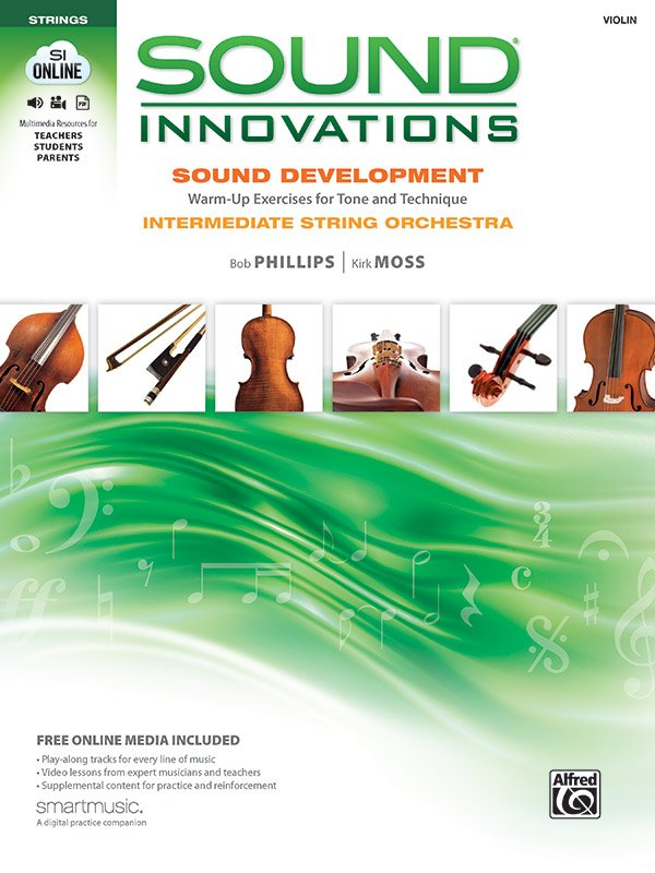Sound Innovations: Sound Development for Intermediate String Orchestra