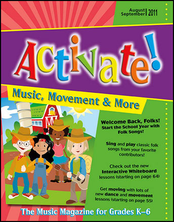 Activate Magazine August 2011-September 2011