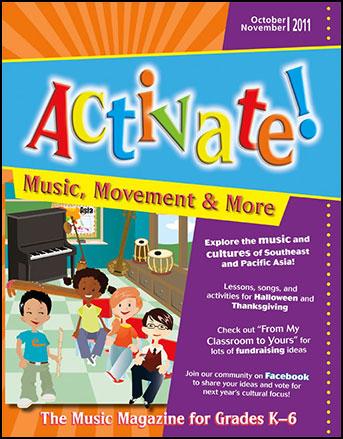 Activate Magazine October 2011-November 2011