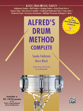 Alfred's Drum Method Complete