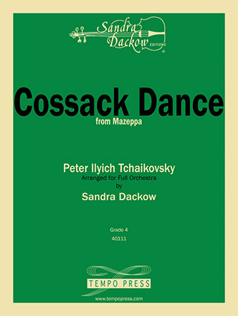 Cossack Dance