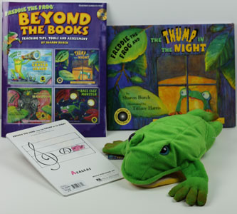 Freddie the Frog Teacher Starter Set