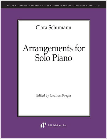 Arrangements for Solo Piano
