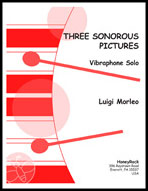 Three Sonorous Pictures