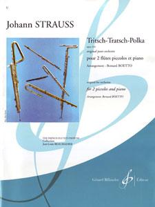 Tritsch-Tratsch Polka, Op. 214