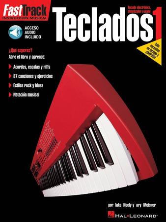 Fast Track Keyboard Method #1 Spanish Edition