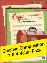 Creative Composition Toolbox Levels 3 and 4 Value Pack
