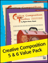 Creative Composition Toolbox Levels 5 and 6 Value Pack