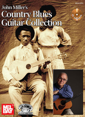 Country Blues Guitar Collection  Bk/CD