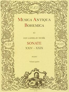 Sonaten XXIV-XXIX
