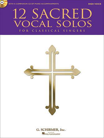 12 Sacred Vocal Solos