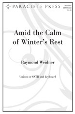 Amid the Calm of Winter's Rest