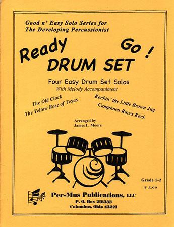 Ready Drum Set Go!