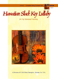 Hawaiian Slack Key Lullaby