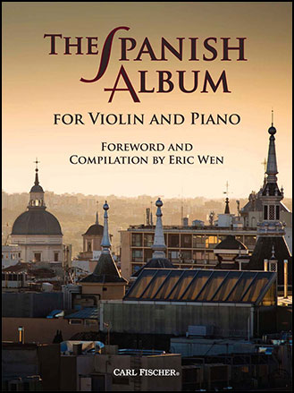 The Spanish Album for Violin and Piano