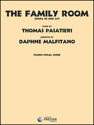 the family room vocal score by thomas pas j w pepper sheet music