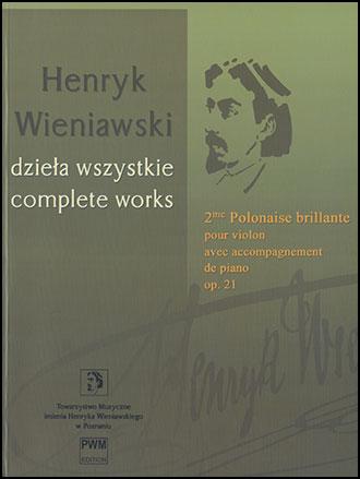 2nd Polonaise Brilliante, Op. 21