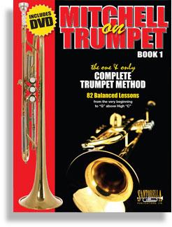 Mitchell on Trumpet, Book 1