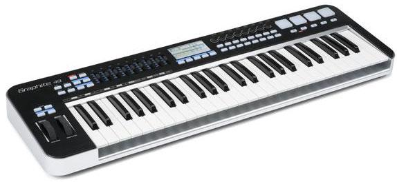 Graphite 49 USB MIDI Controller