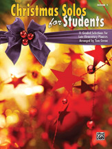 Christmas Solos for Students