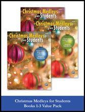 Christmas Medleys for Students Value Pack