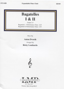 Bagatelles #1 and #2