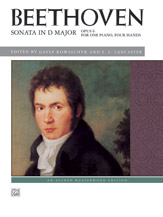 Sonata in D Major, Op. 6