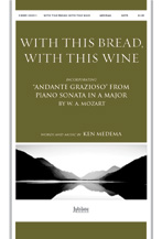 With This Bread, With This Wine