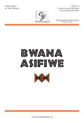 Bwana Asifiwe