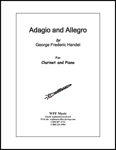 Adagio and Allegro
