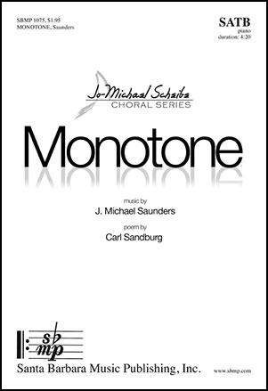 monotone satb