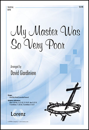 My Master Was So Very Poor