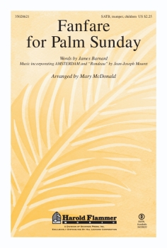 Fanfare for Palm Sunday