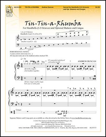 Tin-Tin-a-Rhumba