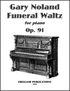Funeral Waltz Op. 91