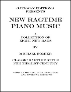 New Ragtime Piano Music