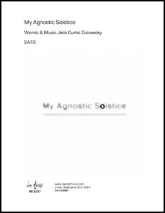 My Agnostic Solstice