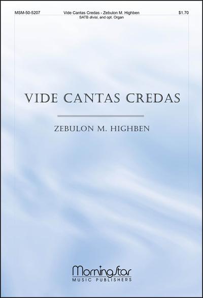 Vide Cantas Credas