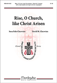 Rise O Church Like Christ Arisen