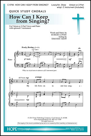 Hope Publishing Company Sheet Music Sheet Music At Jw Pepper