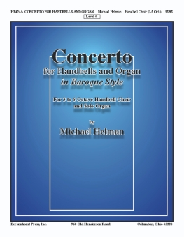 Concerto for Handbells and Organ in Baroque Style