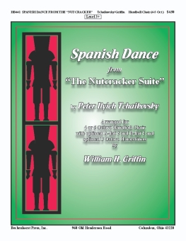 Spanish Dance from the Nutcracker Suite