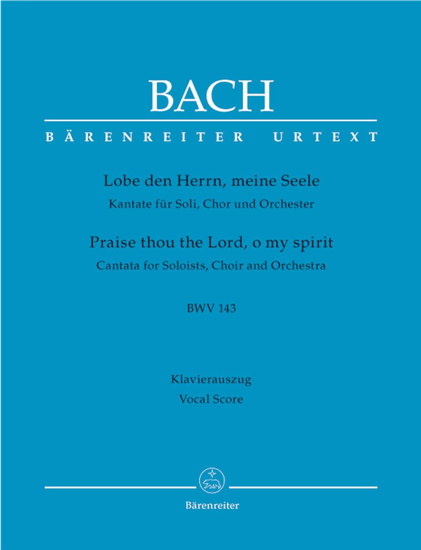 Cantata No. 143
