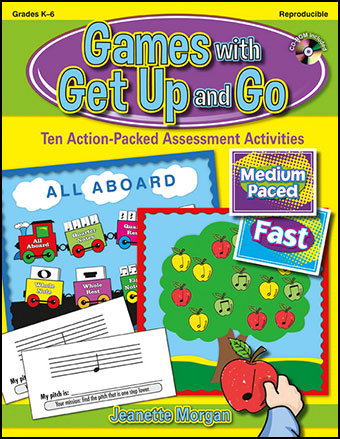 Games with Get Up and Go